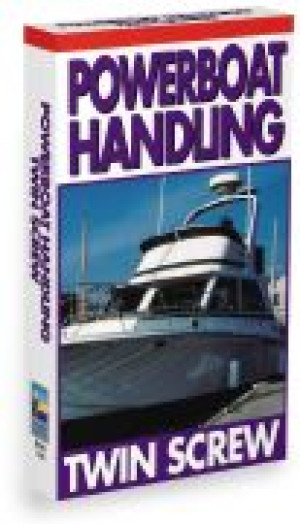 Twin Screw Boat Handling