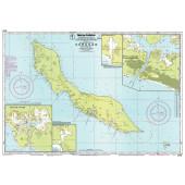 Imray Nautical Chart - Imray-D232 Curacao