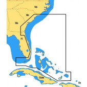 C-MAP MAX Wide - Southeast US Incl. Explorer Bahamas