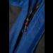 Blue Zipper Detail