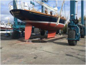 Boat Prep Newport Bermuda 2018